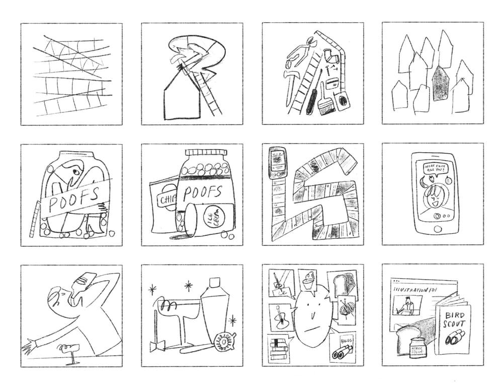 Procrastination - image 4 - student project