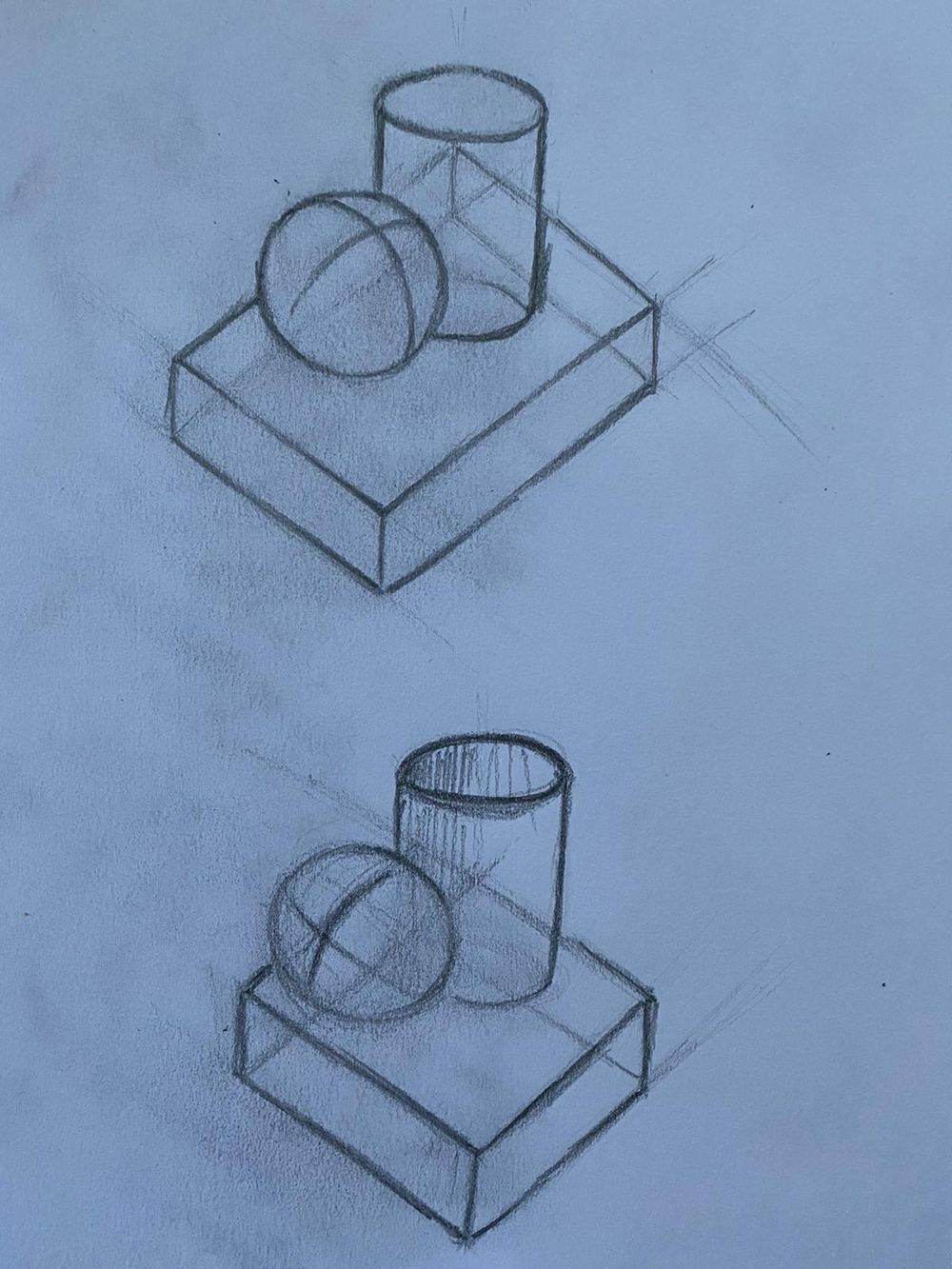 Form and space - image 1 - student project