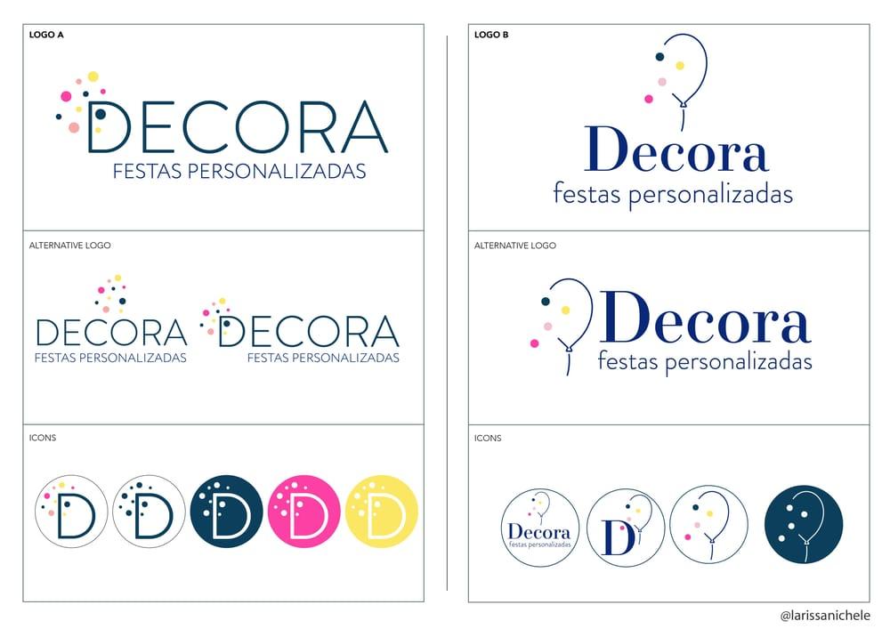 Decora - image 1 - student project