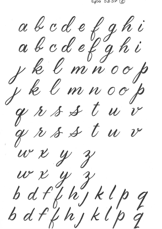 Brush Lettering Beginner - image 9 - student project