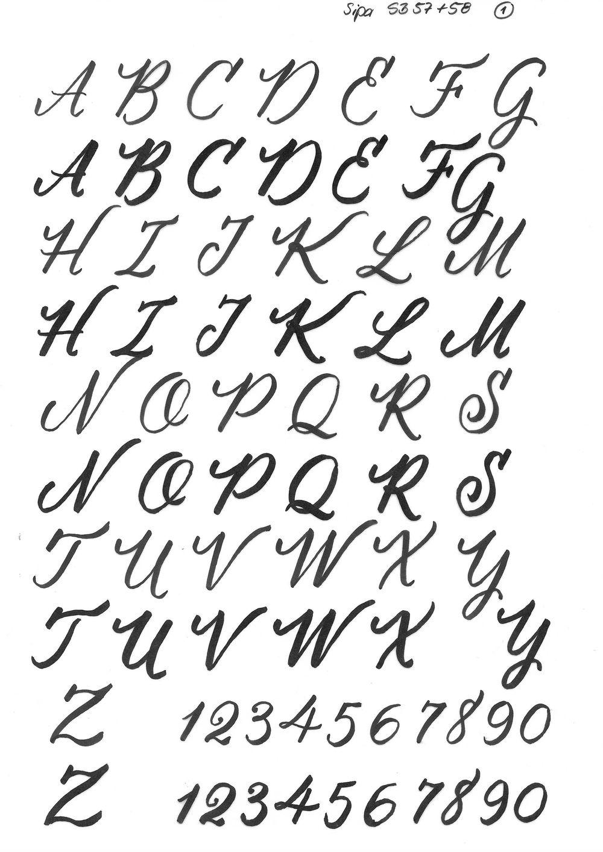 Brush Lettering Beginner - image 12 - student project