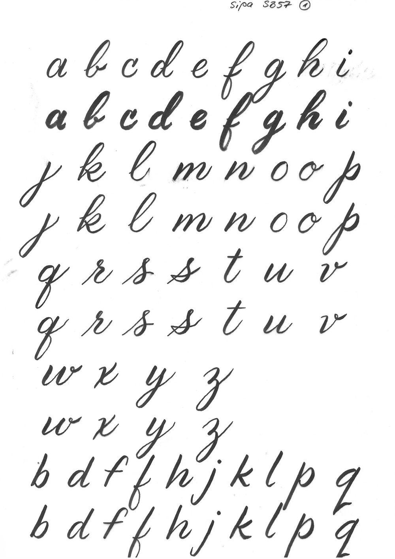 Brush Lettering Beginner - image 8 - student project