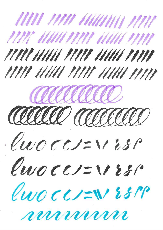 Brush Lettering Beginner - image 2 - student project