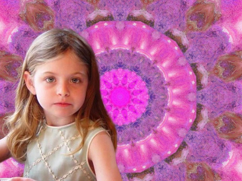 My niece - image 2 - student project