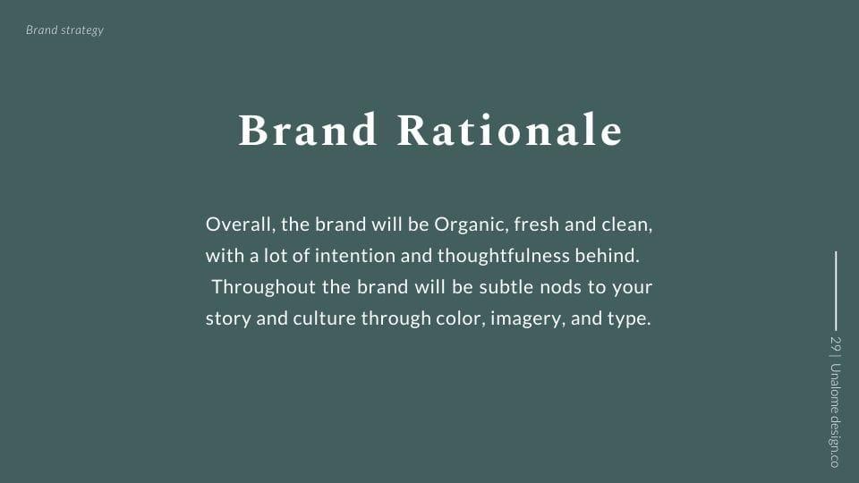Brand Strategy Presentation - image 29 - student project