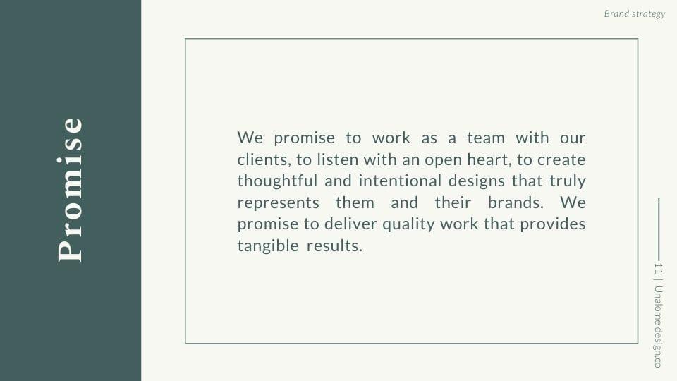 Brand Strategy Presentation - image 11 - student project
