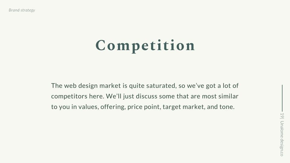 Brand Strategy Presentation - image 19 - student project