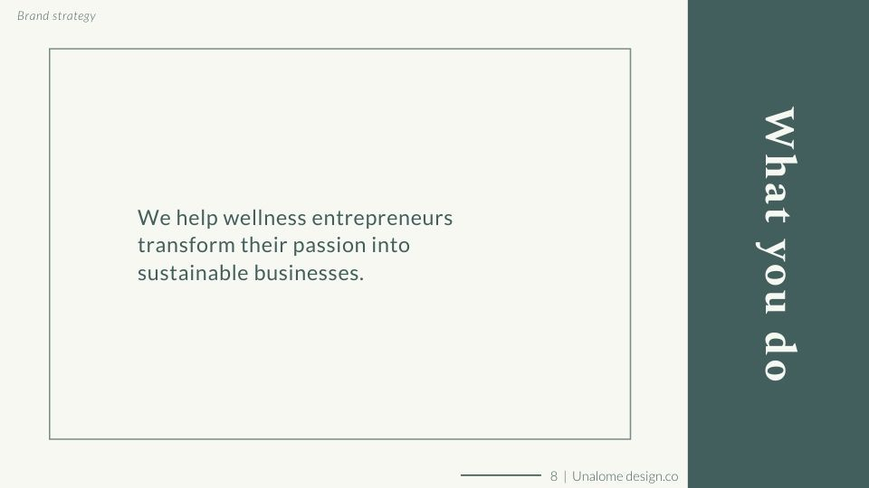Brand Strategy Presentation - image 8 - student project
