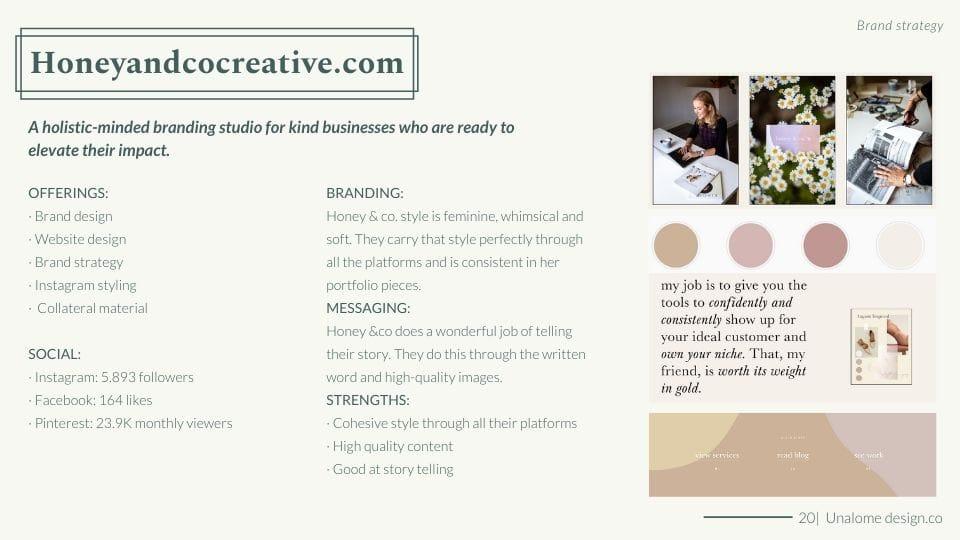 Brand Strategy Presentation - image 20 - student project