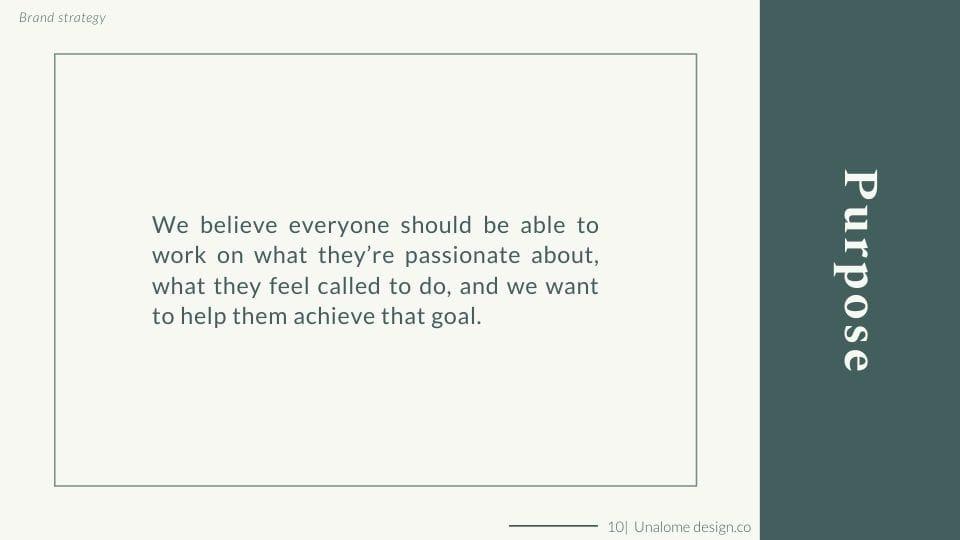 Brand Strategy Presentation - image 10 - student project
