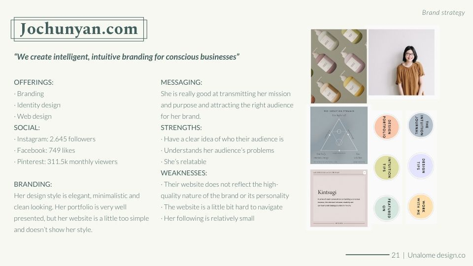 Brand Strategy Presentation - image 21 - student project