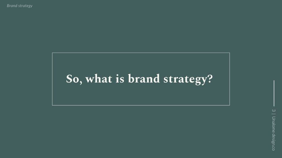 Brand Strategy Presentation - image 3 - student project