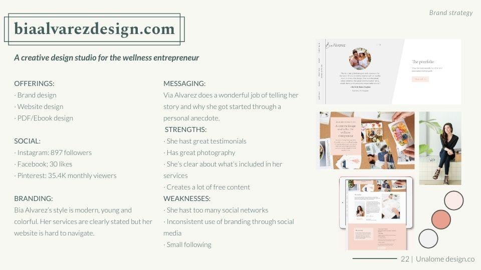 Brand Strategy Presentation - image 22 - student project