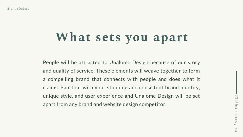 Brand Strategy Presentation - image 23 - student project