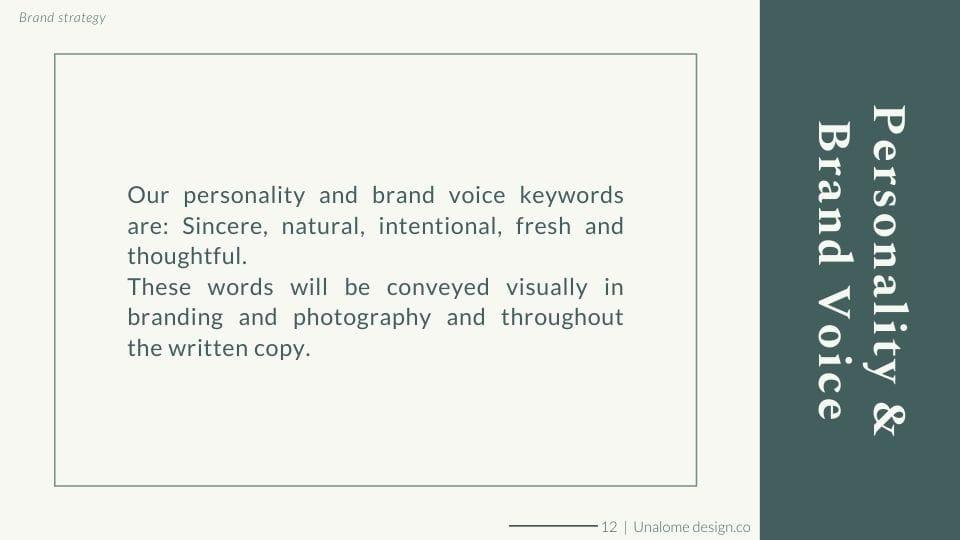 Brand Strategy Presentation - image 12 - student project