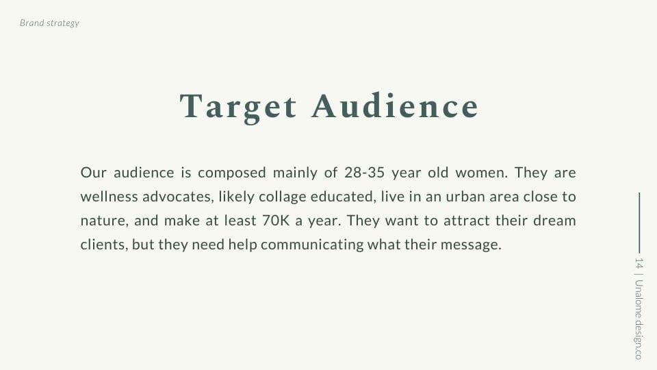 Brand Strategy Presentation - image 14 - student project