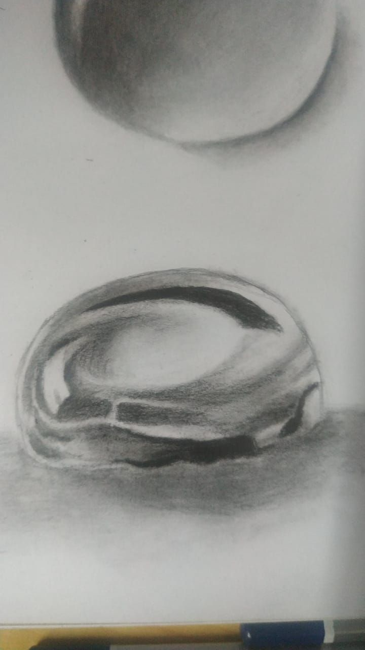 Water bubble - image 3 - student project