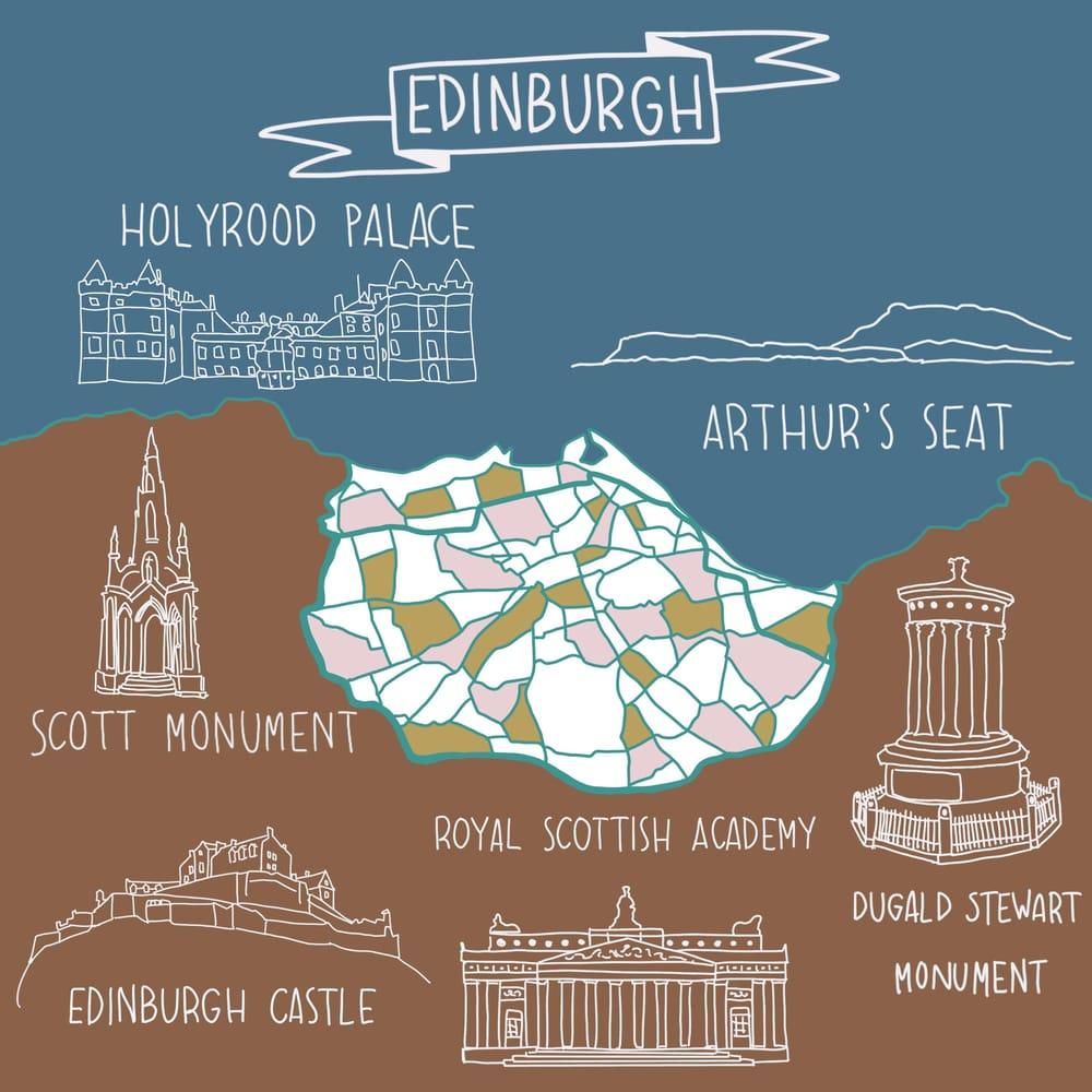 Edinburgh - image 1 - student project