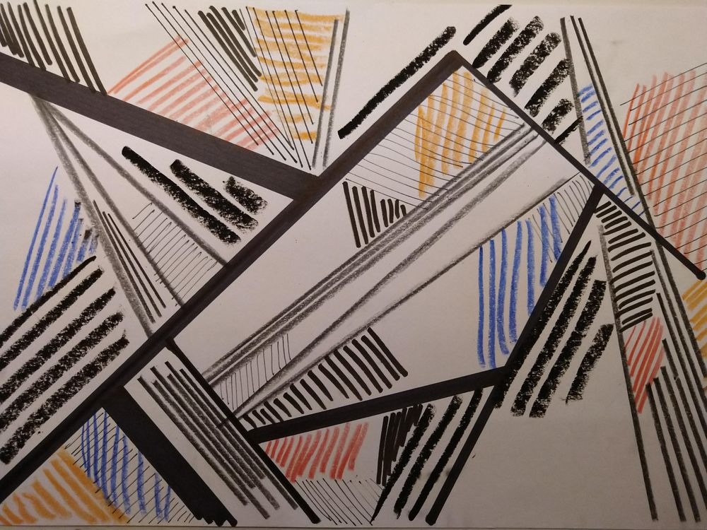 art essentials - lines - image 1 - student project