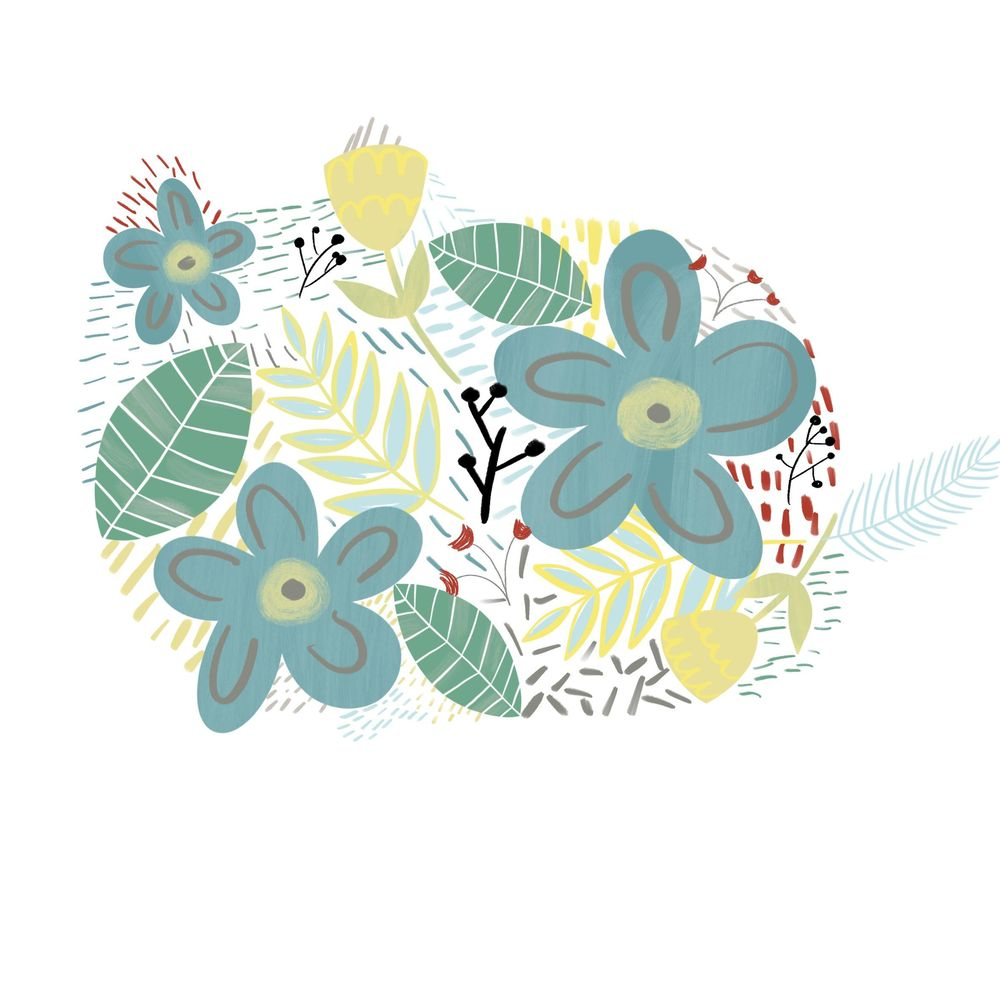Pusheen floral - image 1 - student project