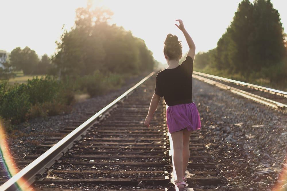 Train Tracks - image 3 - student project
