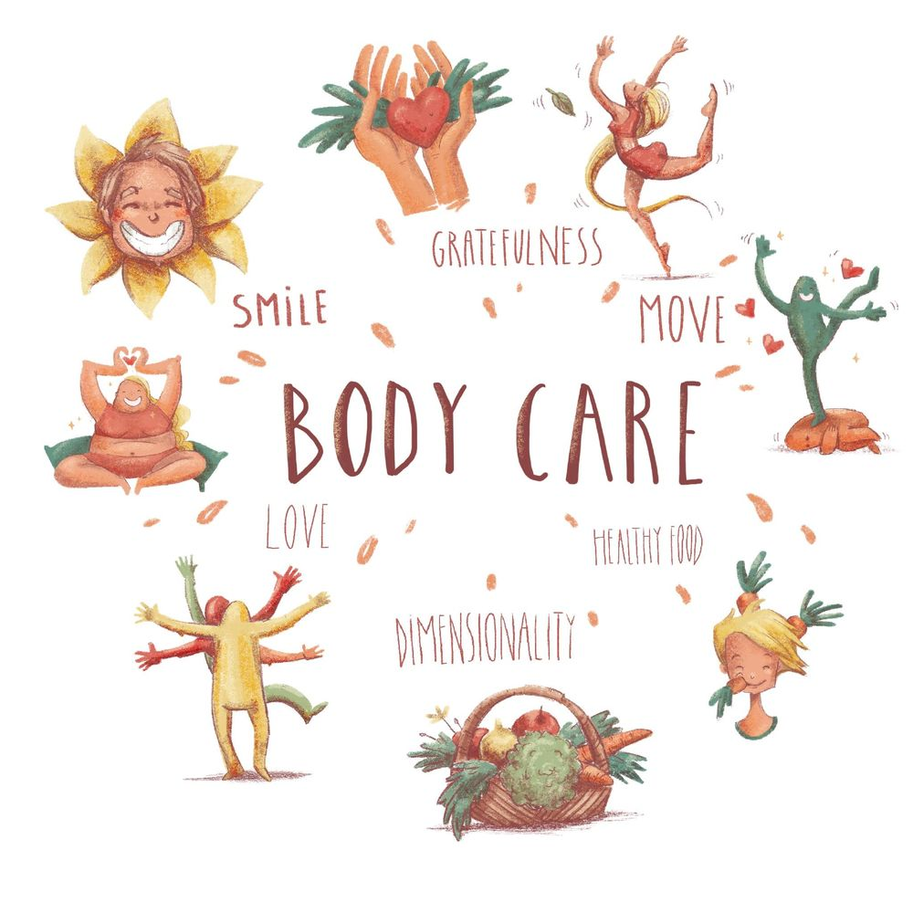 Body care - image 1 - student project
