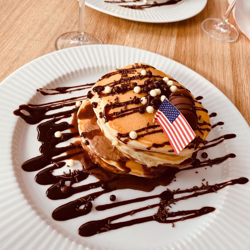 Love to pancakes - image 1 - student project