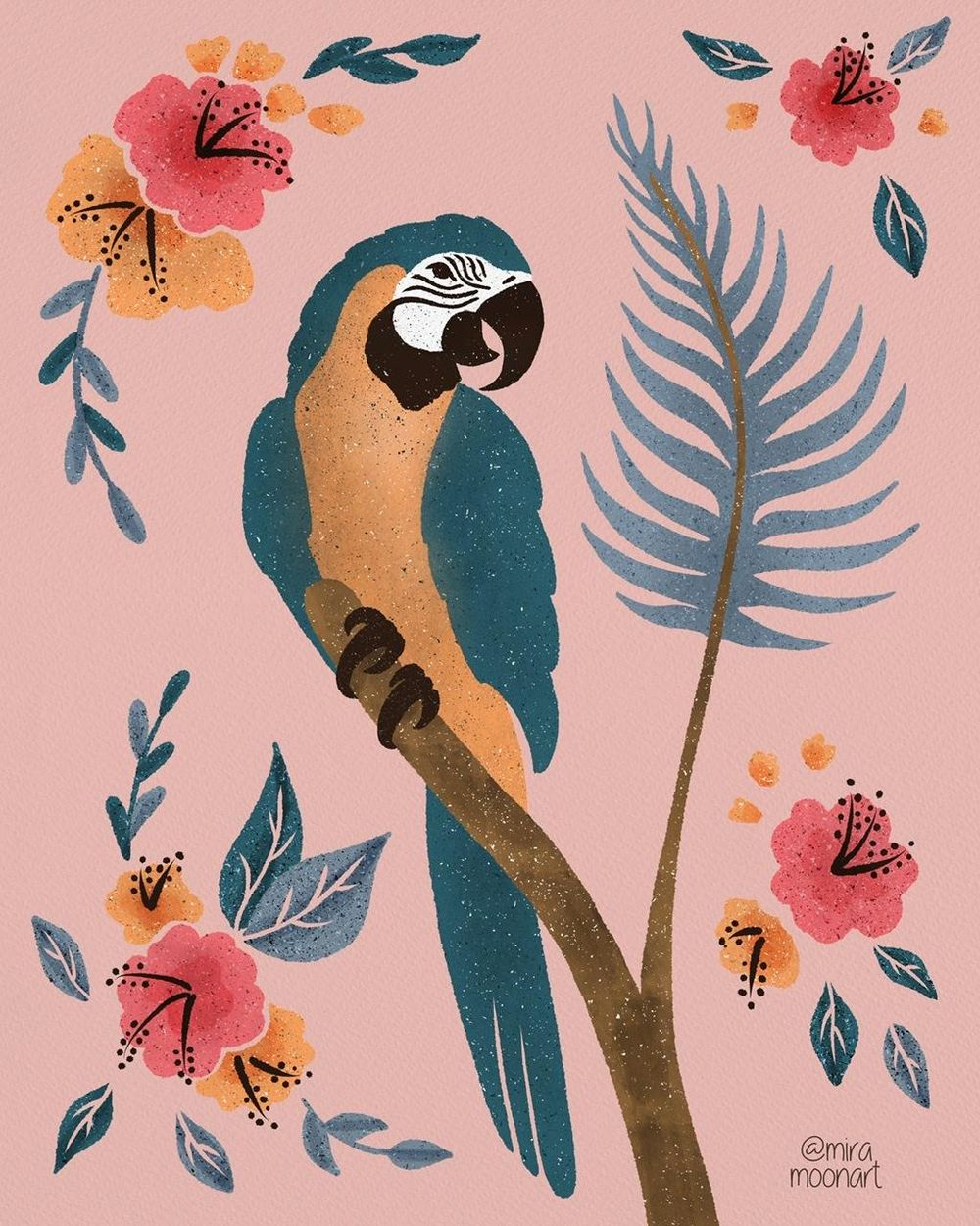 Fun Parrots - image 3 - student project