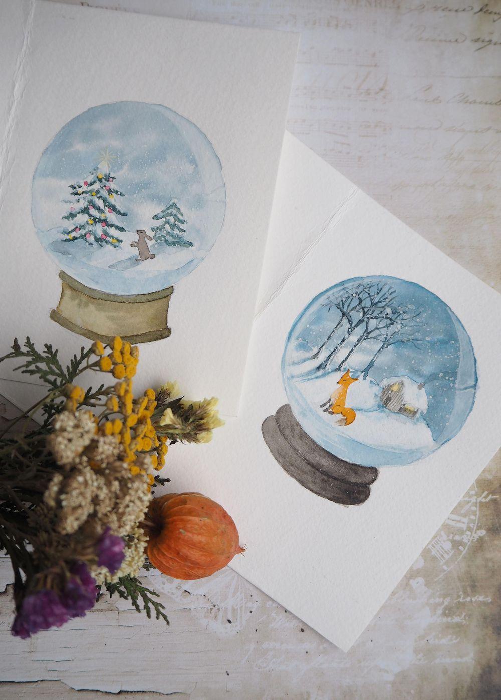 Winter wonderland - image 1 - student project