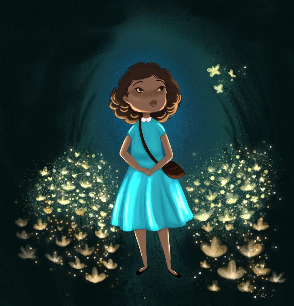 Fireflies - image 1 - student project