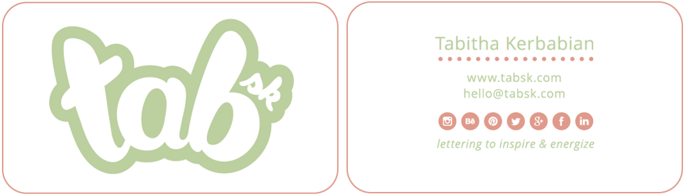 tabsk Business Card - image 3 - student project