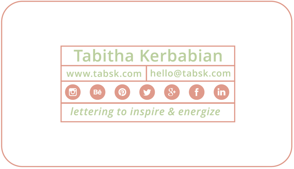 tabsk Business Card - image 4 - student project