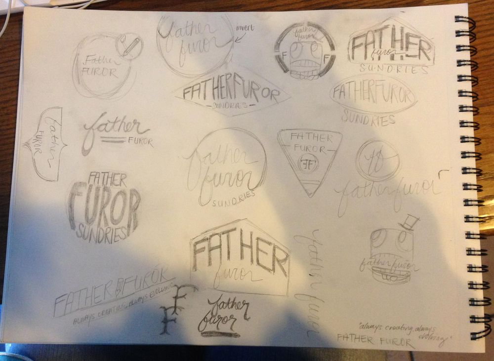 father furor sundries - image 1 - student project