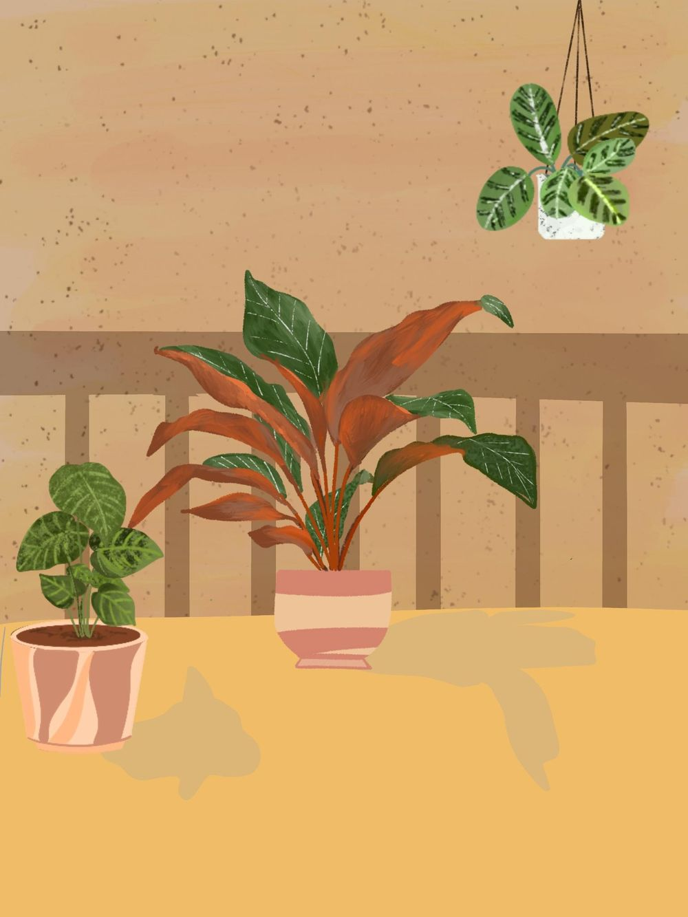 Plants in procreate - image 1 - student project