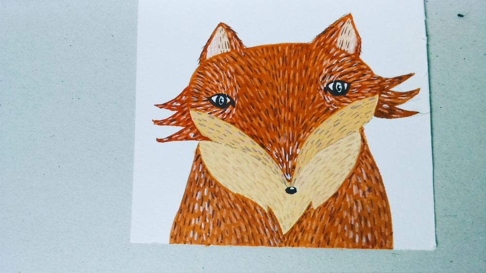 Foxy  - image 5 - student project