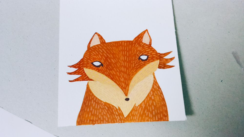 Foxy  - image 4 - student project