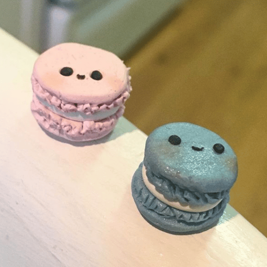 Polymer Clay Macaroons - image 1 - student project