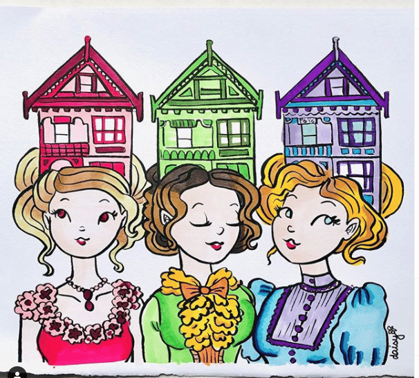 Coloring with alcohol markers - image 1 - student project