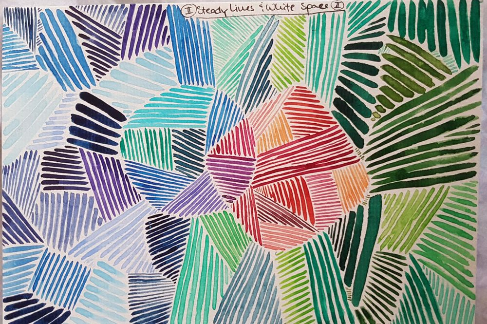 Watercolor Boot Camp Drills - image 3 - student project