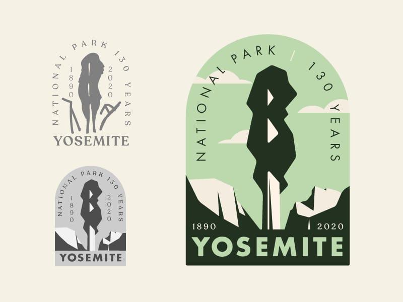 Yosemite - image 1 - student project