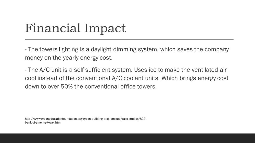 Sustainability PowerPoint/ Prof. Stephens - image 4 - student project
