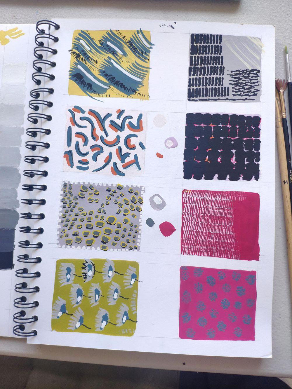 Pattern fun - image 3 - student project