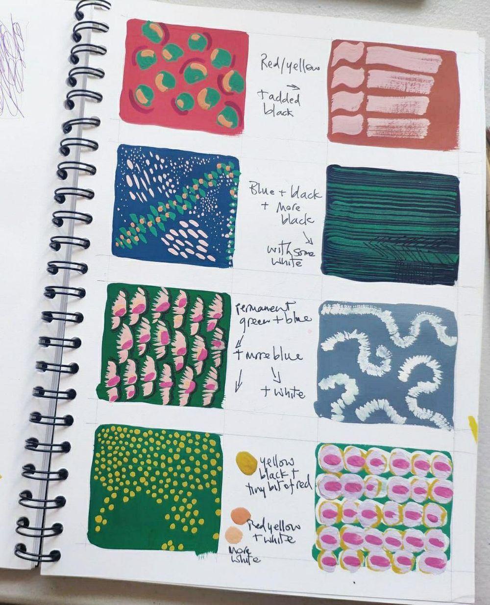 Pattern fun - image 4 - student project