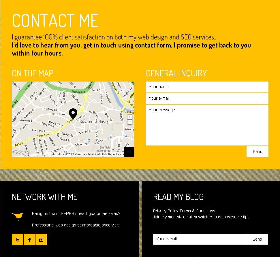 Truly Awesome website for just £249 - image 4 - student project