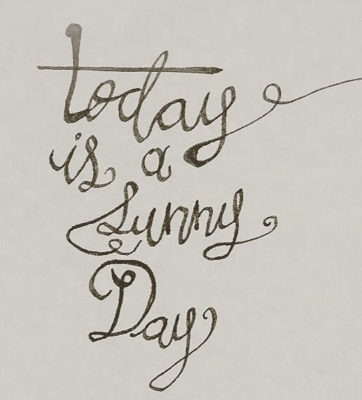 Sunny Day - image 1 - student project