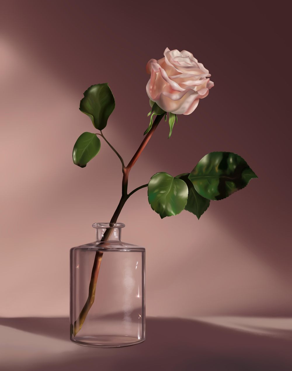 Rose - image 1 - student project