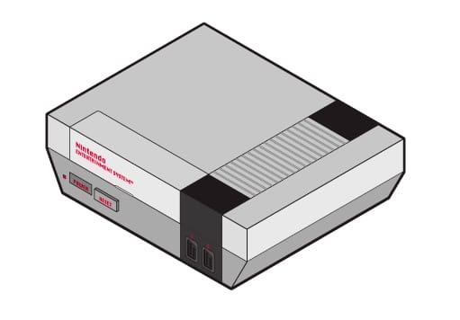 Isometric Nintendo - image 2 - student project