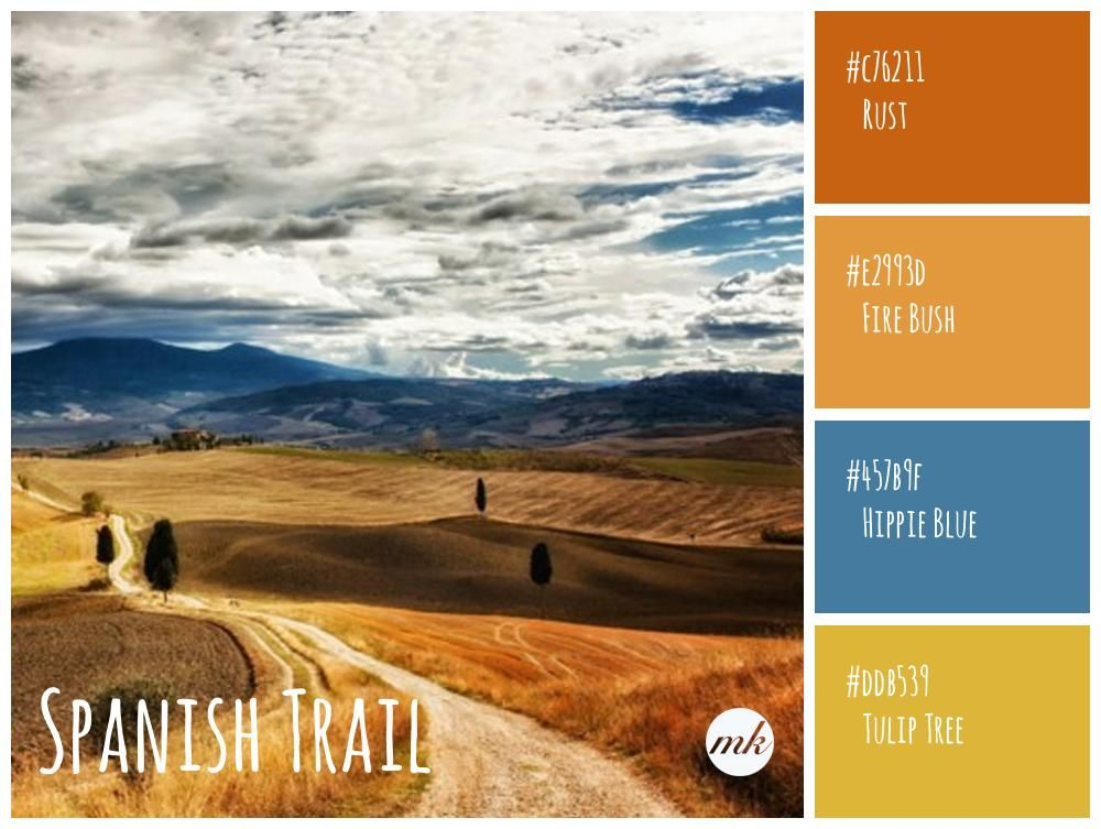 Spanish Trail - image 1 - student project