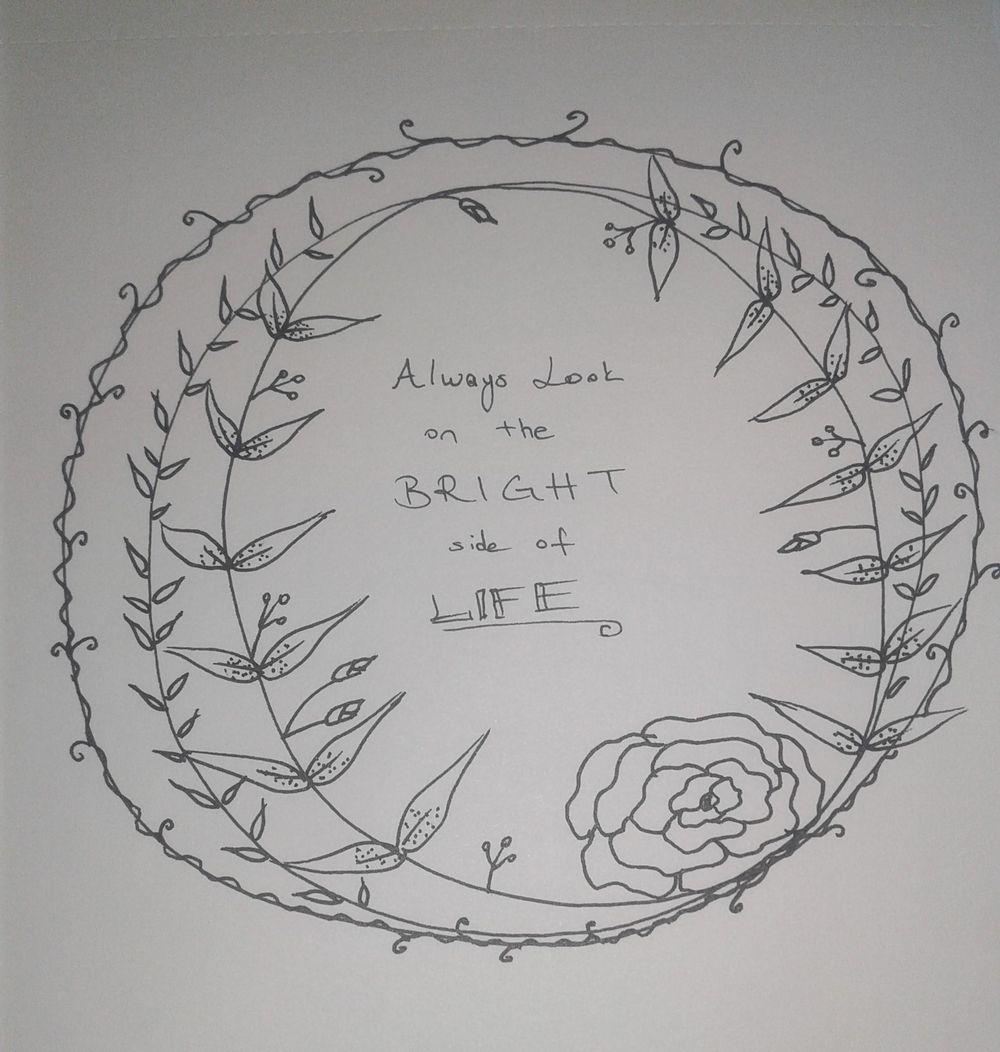Floral Doodles - image 2 - student project
