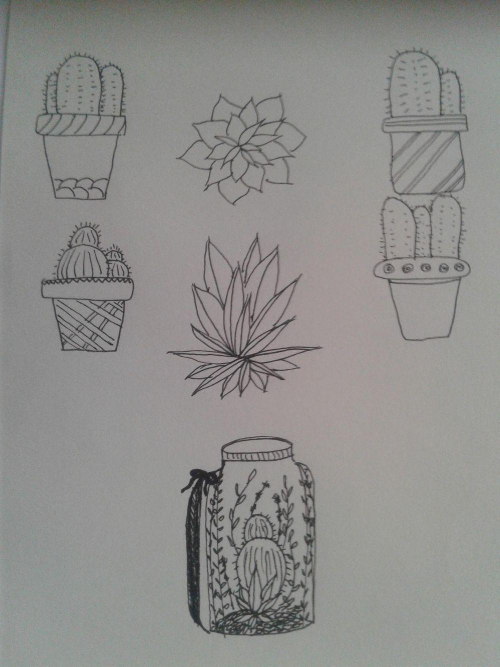 Floral Doodles - image 3 - student project